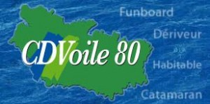 Logo CD voile somme